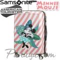 American Tourister Спинер на 4 колела Funlight Disney 67 см Minnie Miami Holiday