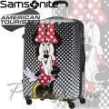 Samsonite Disney Legends Детски куфар 75 см. Minnie Mouse Polka Dots American To