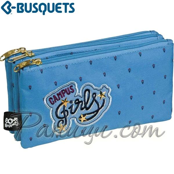 e0b7f560818 Campus Girl Несесер с три отделения Busquets 599244