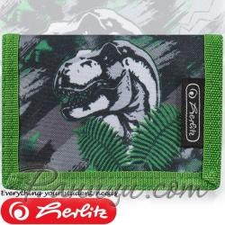 2019 Herlitz Loop Boys Малко портмоне Dino Jungle 50021376