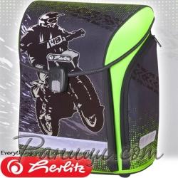 2019 Herlitz MIDI Motorcross Ергономична ученическа раница 50020461