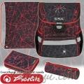 2021 Herlitz Loop Plus Ергономична ученическа раница Spider 500325185