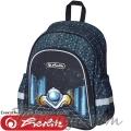 Herlitz Раница за детска градина Space Car 50032808