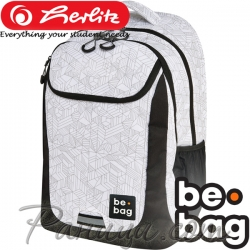 Ученическа раница Herlitz be.bag be.active Block by Block 24800181