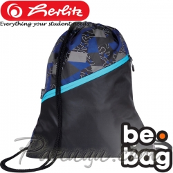 Спортна торба Herlitz be.bag be.daily Edgy Labirynth 24800297