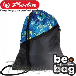 Спортна торба Herlitz be.bag be.daily Monster Party 24800358