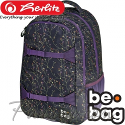 Ученическа раница Herlitz be.bag be.explorer Flower Wall 24800136