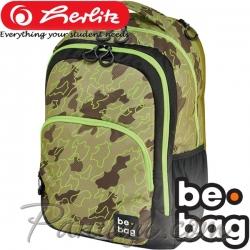 Ученическа раница Herlitz be.bag be.ready Abstract Camouflage 24800259