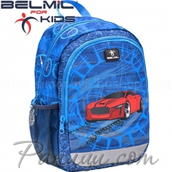 Belmil Детска раница за градина Super Car 305-4