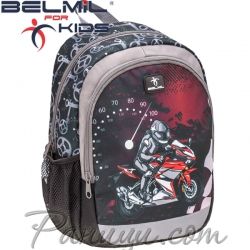 Belmil Детска раница за градина Motorcycle 305-4