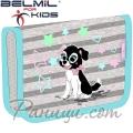 Belmil Classy Ученически празен несесер с 1 цип Lillte Friends 335-74-17