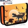 Belmil Classy Ученически празен несесер с 1 цип Dino 335-74-75