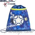 Belmil Classy Спортна торба с връзки Soccer Sport 336-91-11