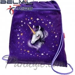 Belmil Classy Спортна торба с връзки You Are Magical 336-91-6
