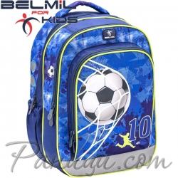 Belmil Ученическа раница Live For Football 338-35-15
