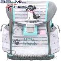 2020 Belmil Ергономична ученическа раница Little Friends 403-13-1