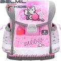2020 Belmil Ергономична ученическа раница Meow Caty 403-13-12
