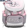 Belmil Mini Fit Ергономична ученическа раница Cute Caty 405-33-2