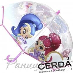 Shimmer and Shine Детски чадър 2400000407 Cerda