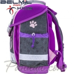 2018 Belmil Anna Pet Caty Ергономична ученическа раница 403-13