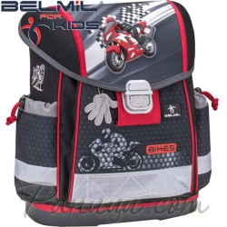 2018 Belmil Moto Racer Ергономична ученическа раница 403-13