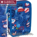 Gabol Bang Празен несесер с два ципа 22490799