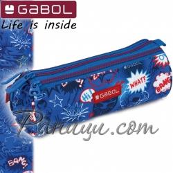 Gabol Bang Мек несесер с три ципа 22490999