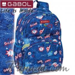 Gabol Bang Ученическа раница с едно отделение 22498699
