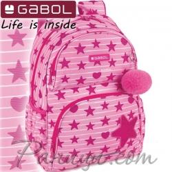 2020 Gabol Shiny Ученическа раница с едно отделение 22688699