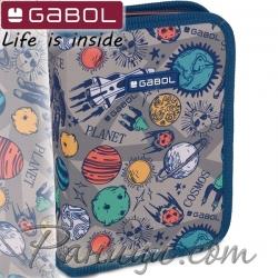 2020 Gabol Planet Празен несесер с един цип 22714299