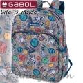2020 Gabol Planet Ученическа раница с едно отделение 22710299