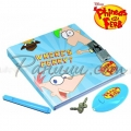 Disney Phineas and Ferb Таен дневник с катинар 03340
