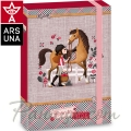 2017 Ars Una Born To Ride Кутия с ластик A4 90858031