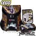 Lego Ученическа раница Easy Ninjago Cole с аксесоари 20043-1714