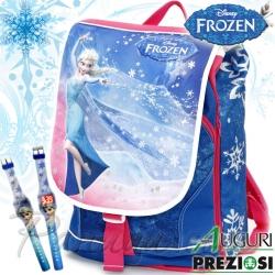 Auguri Preziosi Disney Frozen Ученическа раница 87841 + ПОДАРЪК