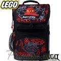 НАЛИЧНА Lego Ученическа раница Large Ninjago Spinjitzu с аксесоари 20013-1809