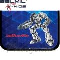 2017 Belmil Digitalization Несесер с 1 цип 335-74