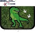 2017 Belmil Dinosaurs Несесер с 1 цип 335-74-24