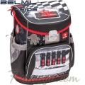 Belmil Ергономична ученическа раница  Mini Fit Speed Racing 405-33