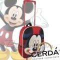 2017 Cerda Детска раница на колела 3D Mickey Mouse