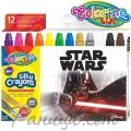 Colorino Kids Гел стик пастели 12 цвята Silky Star Wars 89557