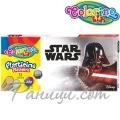 Colorino Kids Пластелин 12 цвята Star Wars 89496