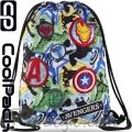Cool Pack Beta Спортна чанта Avengers Badges B54308