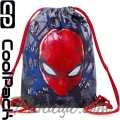 Cool Pack Beta Спортна торба Spiderman Black B54303