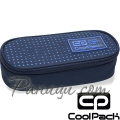 Cool Pack Campus Объл несесер Dots Blue/Navy B62062