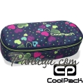 Cool Pack Campus Объл несесер Lime Hearts B62010