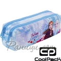 Cool Pack Edge Несесер с два ципа Frozen Light B69305