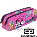 Cool Pack Edge Несесер с два ципа Minnie Tropical B69301