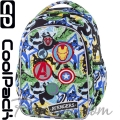 Cool Pack Joy S Ученическа раница Avengers Badges B48308