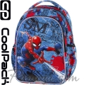 Cool Pack Joy S Ученическа раница Spiderman Denim B48304
